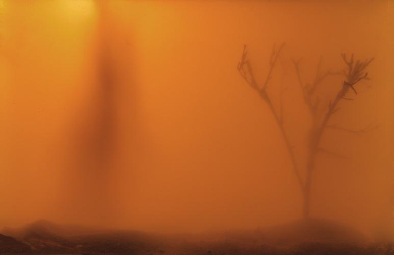 صورة ارتفاع في درجات الحرارة وعواصف رملية على موريتانيا