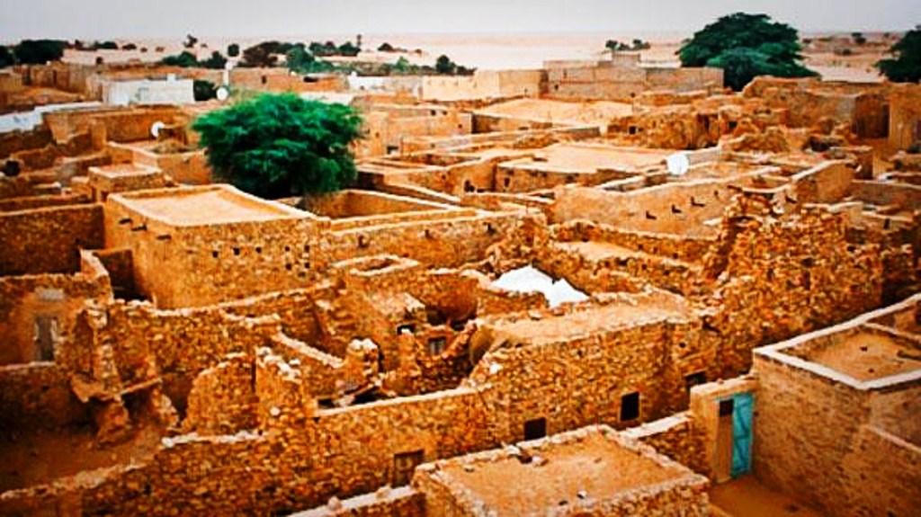 صورة موريتانيا: ورشة ثقافية في تيجكجه حول الحي القديم