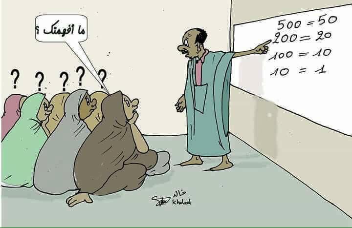 صورة محو الأمية النقدية/ خالد عبد الودود