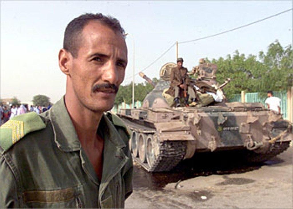 """صورة موريتانيا: جهات  """"أجنبية"""" و""""شقيقة"""" """"حاقدة"""" حركت المساجد والدبابات في الانقلاب الفاشل"""