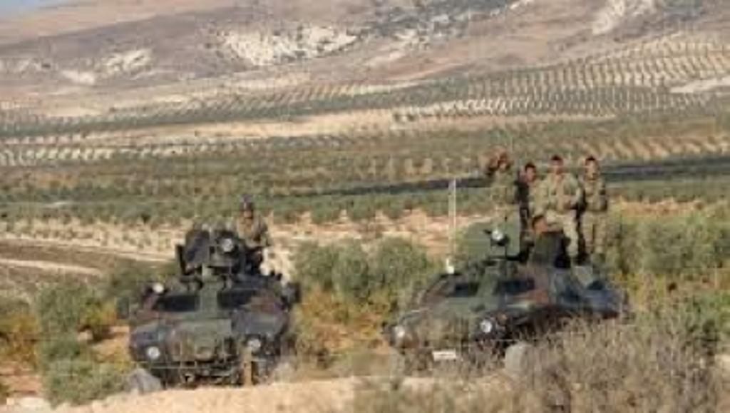 صورة اتفاق بين الحكومة السورية والأكراد يسمح للجيش بدخول عفرين لصد الهجوم التركي