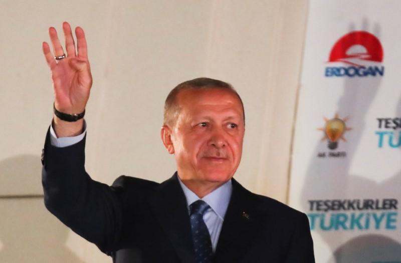 صورة الانتخابات مكنت إردوغان من انتزاع سلطات جديدة واسعة