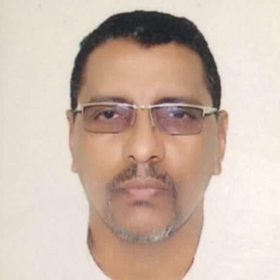 صورة ولد الجيد: تصريحات الناطق باسم الحكومة مثيرة للريبة و تبعث على القلق.