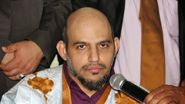 صورة مساعد للشيخ الرضا يقول إن أحد دائني الشيخ اعتدى عليه
