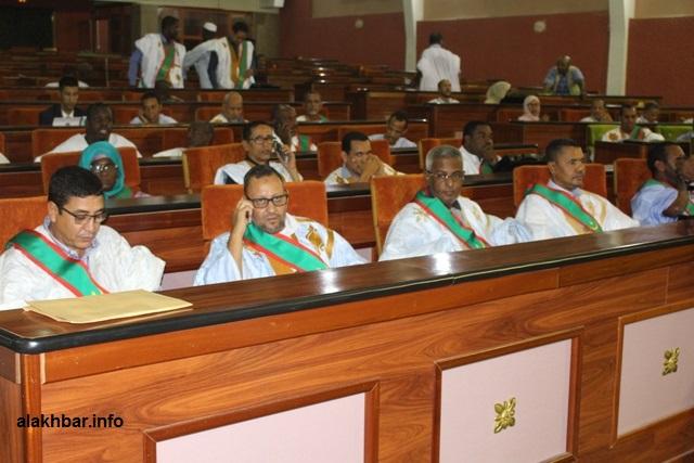 صورة موريتانيا : الاعلان عن تشكلة مكتب البرلمان