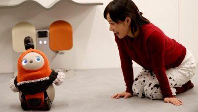 """صورة شركة يابانية تبتكر إنسانا آليا """"ودودا"""""""