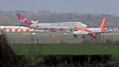 صورة الطائرات المسيرة تخلق أزمة في مطارات بريطانيا