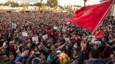 صورة أحكام بالسجن في المغرب ضد نشطين في حراك جراده