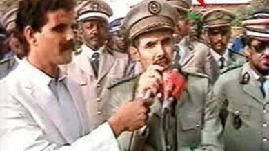 صورة كيف استقبل الموريتانيون ولدالطايع يوم انقلابه