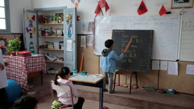 صورة المغرب ينظر إلى الفرنسية على أنها لغة النجاح الاقتصادي