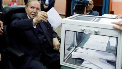 صورة بيان جزائري: بوتفليقة إلى جنيف الاحد من أجل فحوص طبية