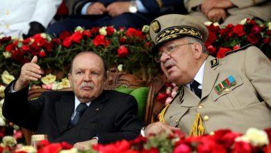صورة قائد الجيش الجزائري يجدد الدعوة إلى خلع بوتفليقة