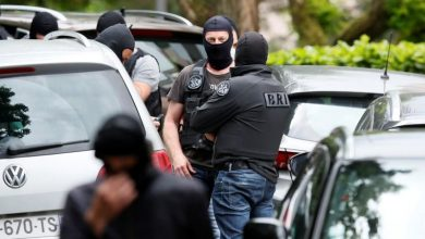 صورة مصدر قضائي فرنسي: المشتبه به الرئيسي في تفجير ليون بايع تنظيم الدولة الإسلامية