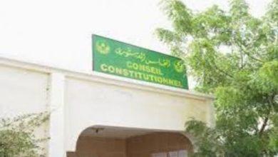 صورة ستة مرشحين للرئاسة الموريتانية حسب قائمة موقتة نشرها المجلس الدستوري