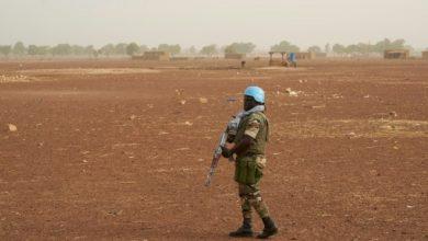 صورة مقتل أربعة جنود ماليين بأيدي عناصر يُشتبه بأنها جهادية