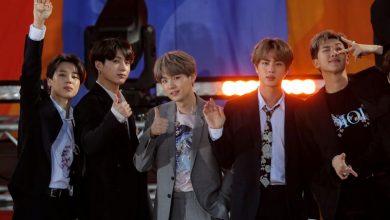صورة فرقة كورية تتلقى دعوة تمهد لاشتراكها في منح جوائز جرامي