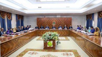صورة الحكومة الموريتانية تضدق على عدد من مشاريع المراسيم وتعين رؤساء مجالس إدارية