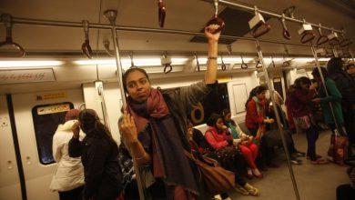صورة مجانية النقل للنساء في نيودلهي من أجل حمايتهن