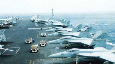 صورة تصاعد التوتر في الخليج … واشنطن تسقط طائرة لطهران