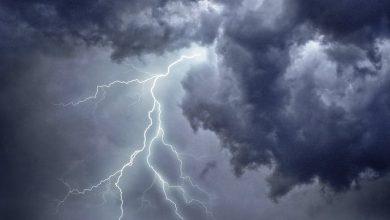 صورة امطار تصل 100 مم وهيئة الارصاد تراقب التغير المناخي