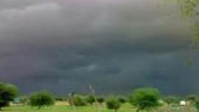 صورة تساقطات مطرية جديدة