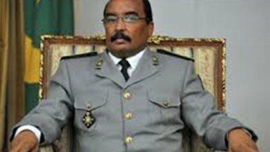 صورة ولد داداه يشارك في المشاورات وعزيز يتحدي ( تقرير لـ بي بي سي)