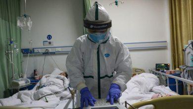 صورة الصين تعلن إصابة 1716 من العاملين في قطاع الصحة بفيروس كورونا