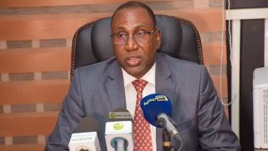 صورة المؤتمر الصحفي لمدير الصحة الموريتاني: وفاة شخصين و47 إصابة جديدة