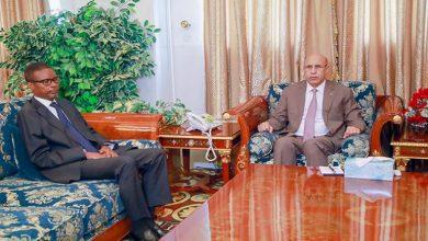 صورة تعرف على الوجوه الجديدة التي دخلت حكومة ولد بلال (معلومات)