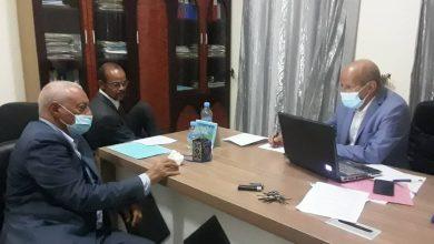 صورة ولد اشدو: متابعة ولد عبد العزيز لاتستند إلى اي اساس قانوني
