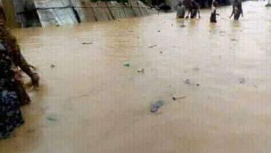 صورة الامطار تودي بحياة 4 اشخاص.. وتضرر اسوار وعدة منازل بالبراكنة ونواذيبو