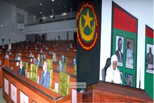صورة البرلمان يفتتح دورته الاستثنائية ..والوزير الاول يعرض برنامح حكومته الجمعة
