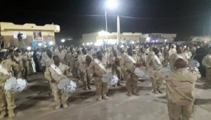 صورة الاعلان عن وفاة جندي في انواكشوط وغرق طف باحدى قرى ولاية لعصابة(تفاصيل)