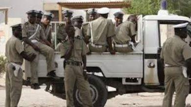 صورة موريتانيا: شرطة روصو تعتقل من وصفته بلص محترف