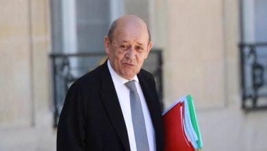صورة وزير الخارجية الفرنسي: لا حوار حوارا مع الجهاديين في مالي