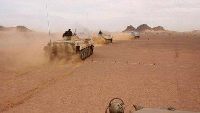 صورة الكركرات: شهود موريتانيون يقولون إنهم سمعوا أصوات المدافع والبوليساريو تتحدث عن سلسلة من الهجمات